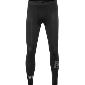 Compressport Running Under Control Mallas largas, black